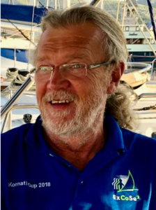 Skipper Bruno Flohr